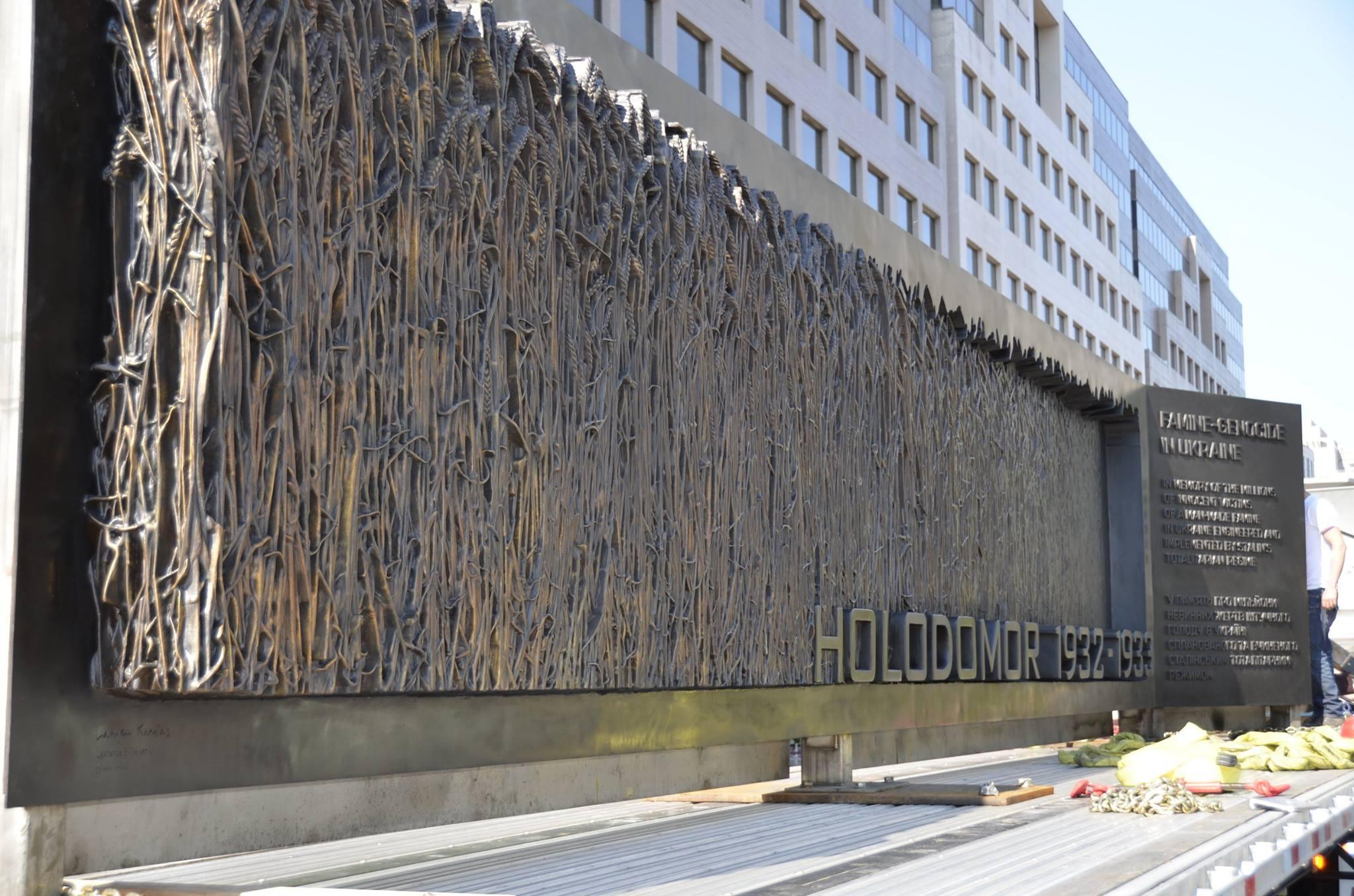Чалий у США зустрівся з Обамою і відвідав Меморіал жертвам Голодомору (ФОТО) - фото 1