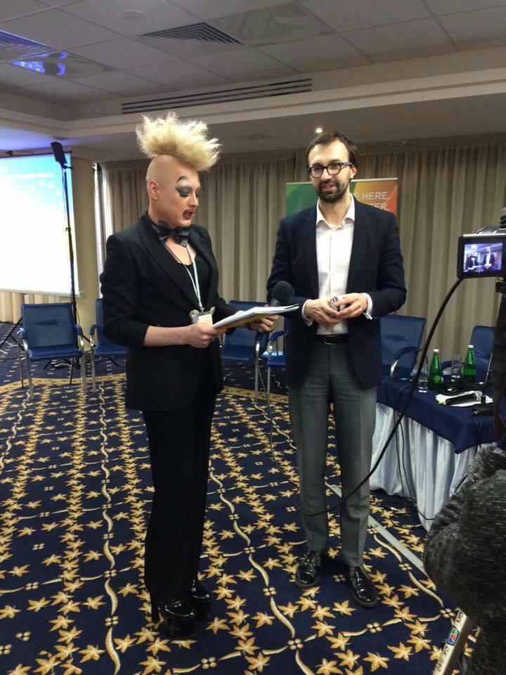 Соцмережі підірвало фото людини заради якої Лещенко пожертвував голосування за безвіз - фото 1