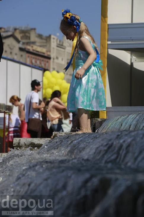 20 фото про те, що Київ неможливий без дітей - фото 11
