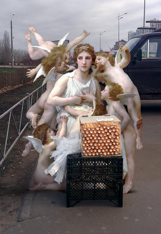 Автор гучного проекту з повсякденного життя античних Богів доповнив колекцію - фото 4