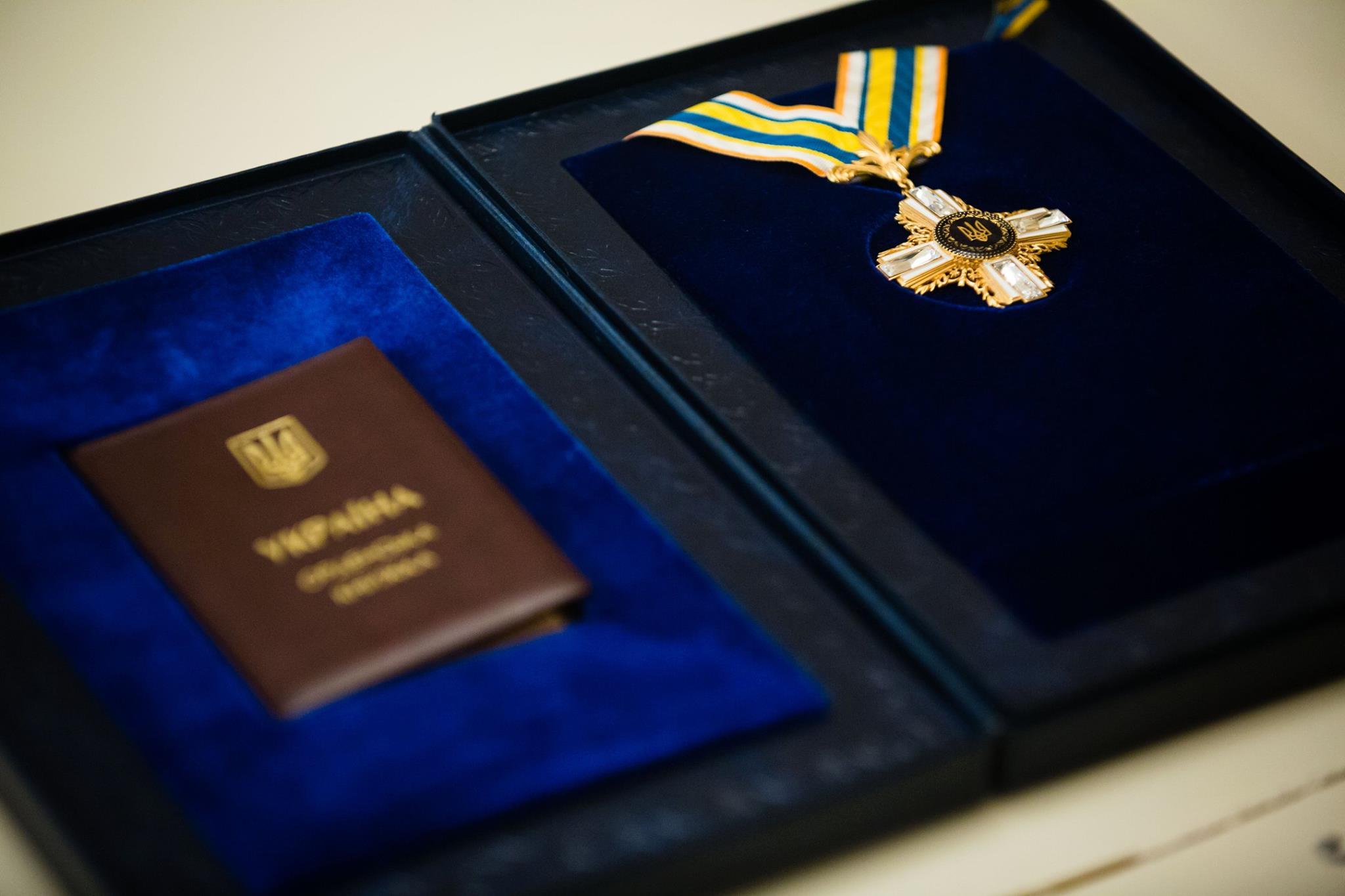 Порошенко нагородив Баррозу орденом Свободи (ФОТО) - фото 1