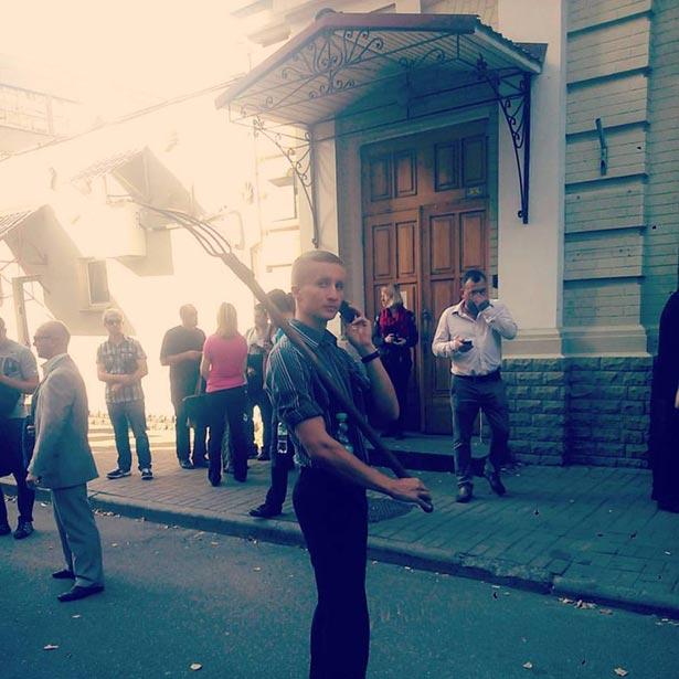 Скільки людей захищали Мосійчука - фото 4