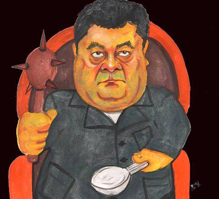 Відголоски прес-конференції Порошенка та українські горобці в пошуках москалів - фото 7