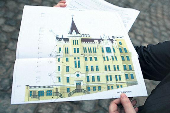Кияни в шоці: легендарний замок Річарда перетворять на житловий будинок - фото 2