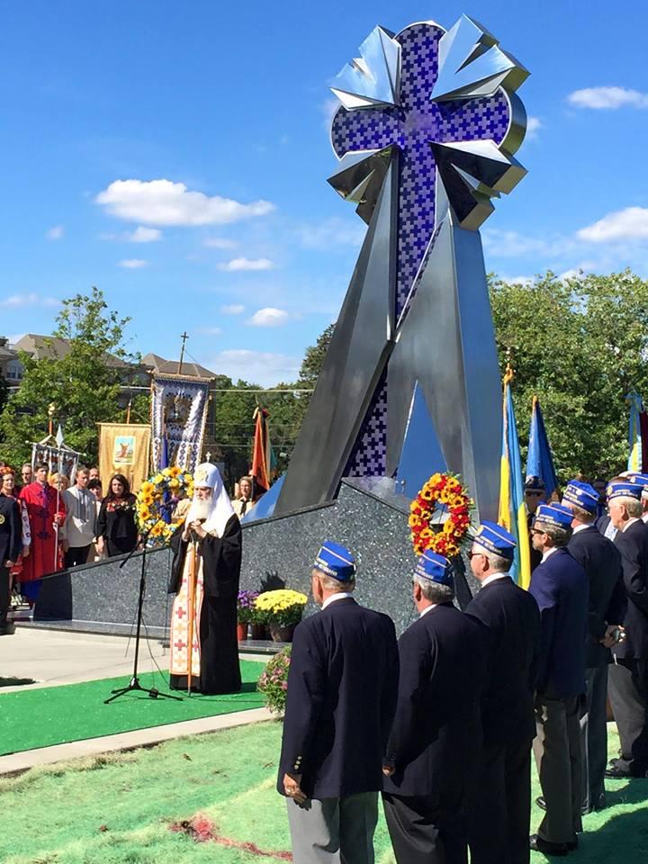 У США відкрили перший пам'ятник Небесній Сотні - фото 2