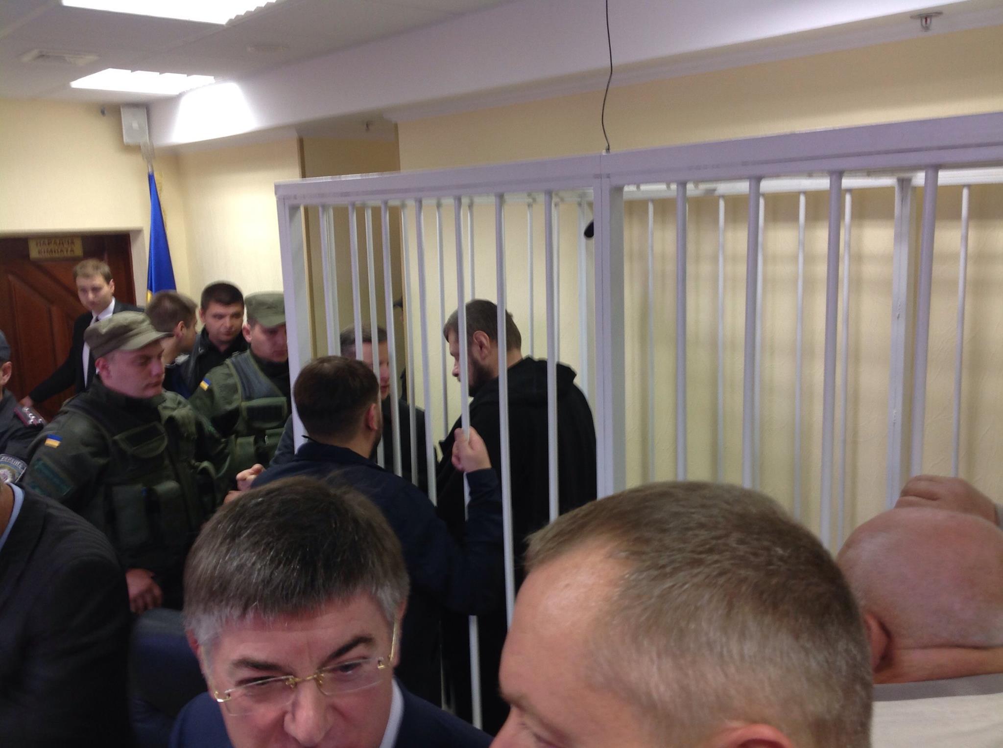Суд почав розглядати апеляцію на арешт Мосійчука - фото 1