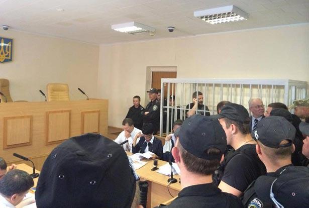 Скільки людей захищали Мосійчука - фото 3