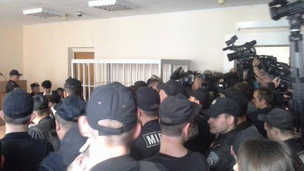Скільки людей захищали Мосійчука - фото 2