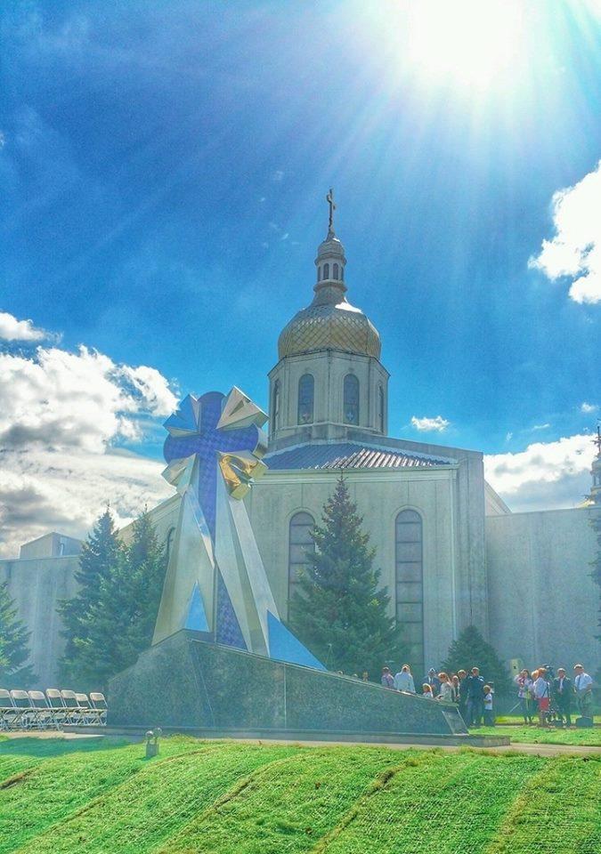 У США відкрили перший пам'ятник Небесній Сотні - фото 1