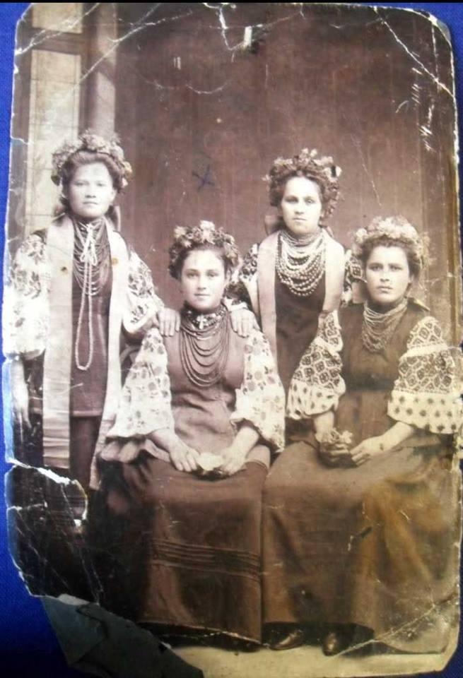 Як одягалися українські модниці 100 років тому - фото 3