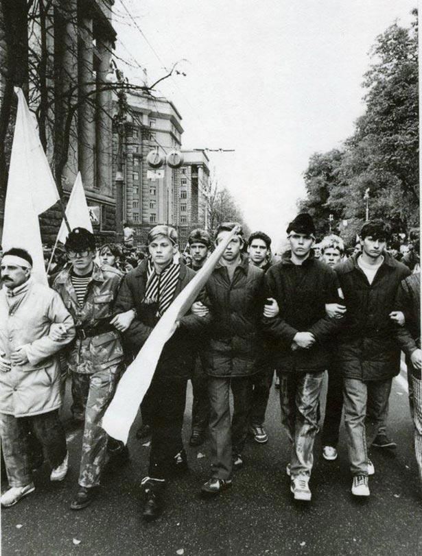 Герої Революції на граніті 25 років потому - фото 1