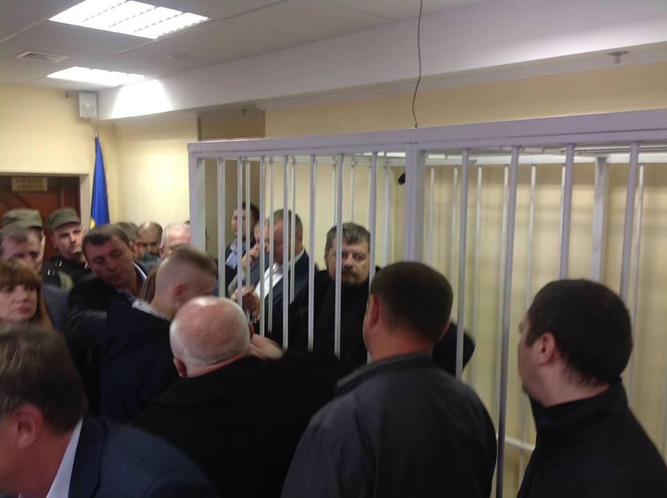 Захист Мосійчука вимагає його госпіталізації - фото 1