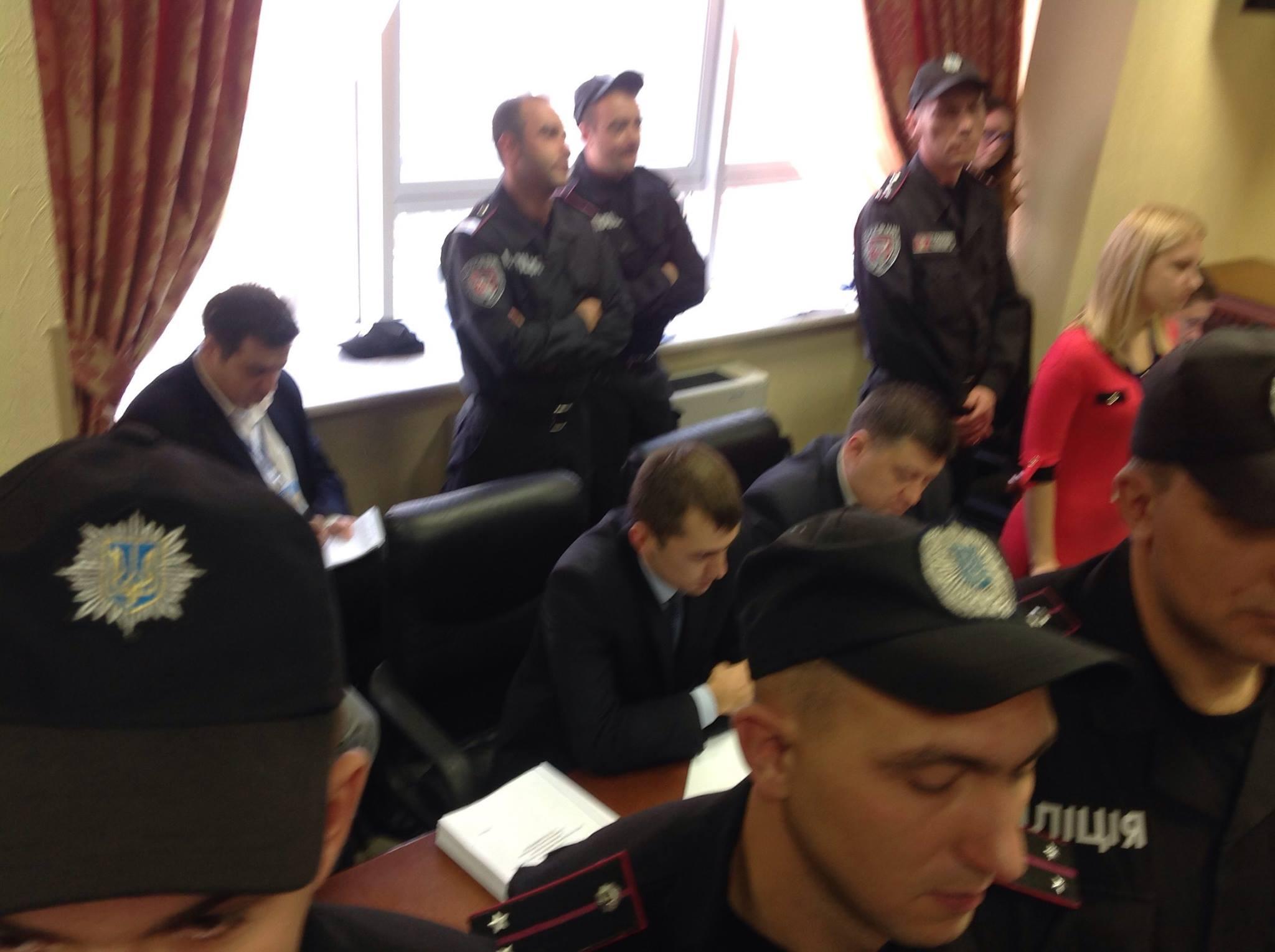 Суд почав розглядати апеляцію на арешт Мосійчука - фото 2