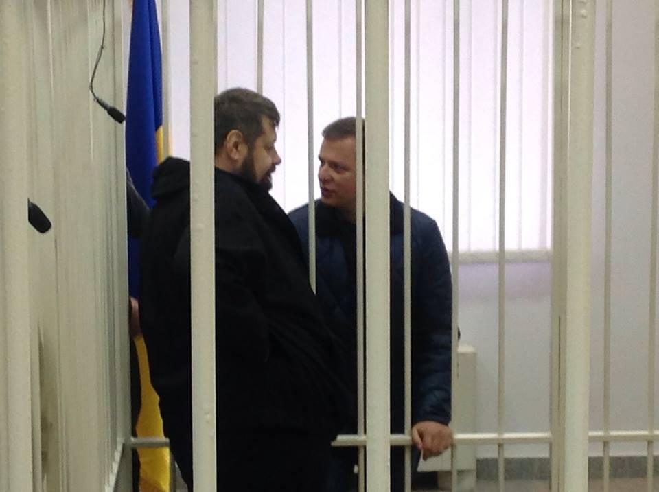 Мосійчук знову погрожує голодуванням, якщо його запруть у СІЗО - фото 2