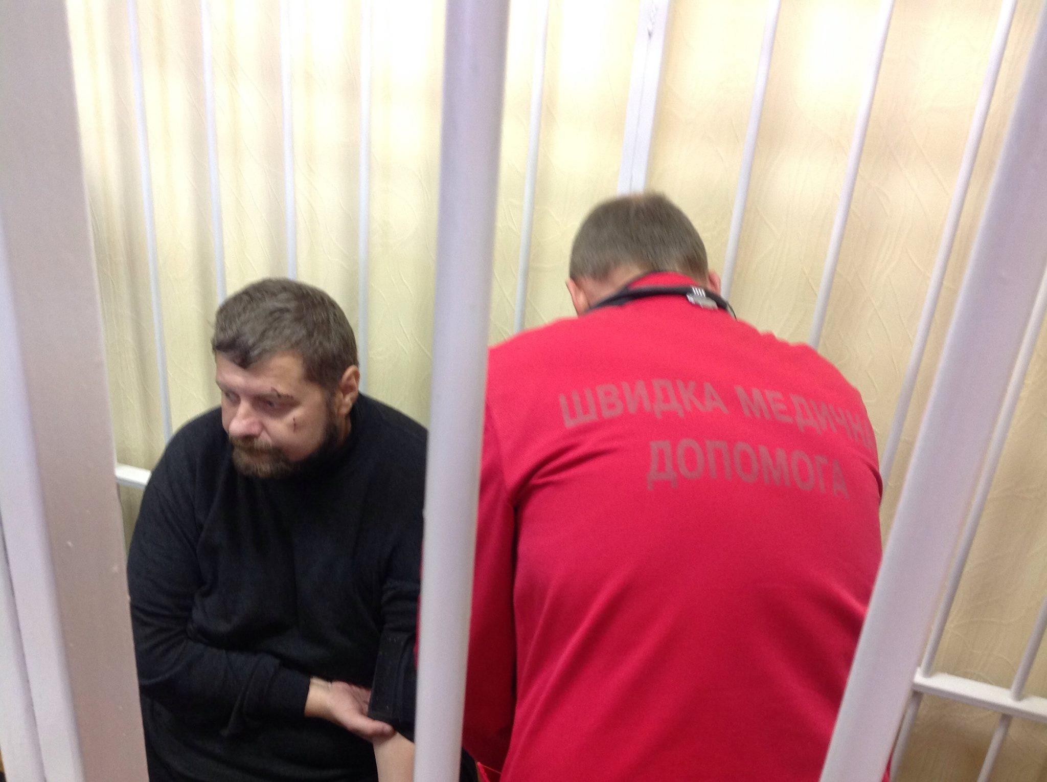 """Мосійчуку в суд викликали """"швидку"""" - фото 1"""