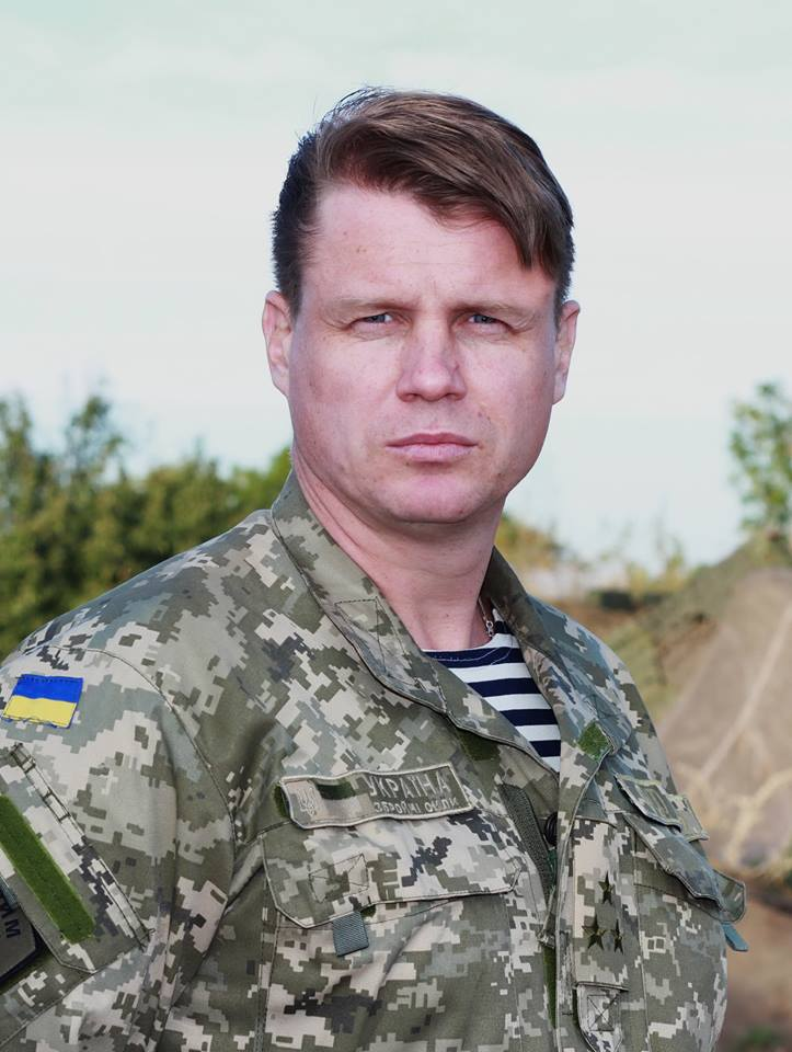 Краса рятує Україну: ТОП-10 красенів-бійців АТО - фото 5