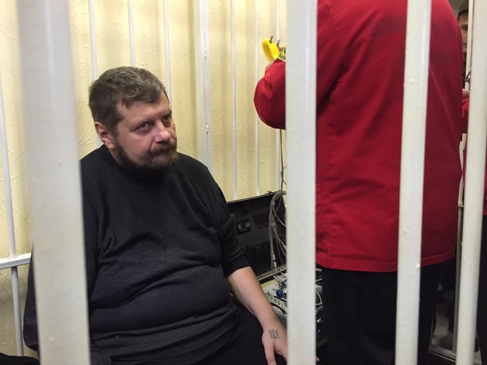 """Суд відклав розгляд справи Мосійчука. """"Ляшківці"""" заблокували суд - фото 2"""