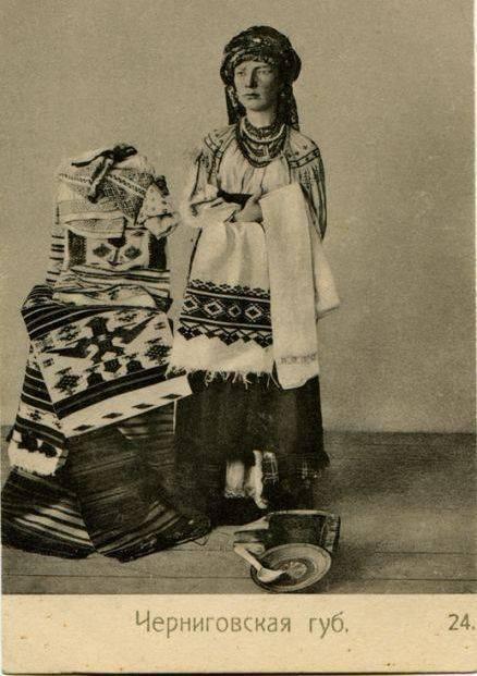 Як одягалися українські модниці 100 років тому - фото 12