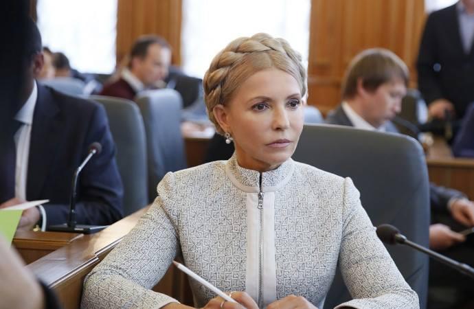 Юлія Тимошенко фірмовий бублик