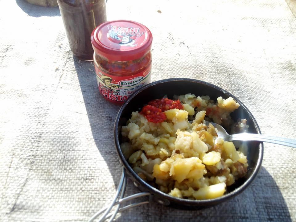 Кулінар в АТО - про смак змій та обід за допомогою тепловізору - фото 10