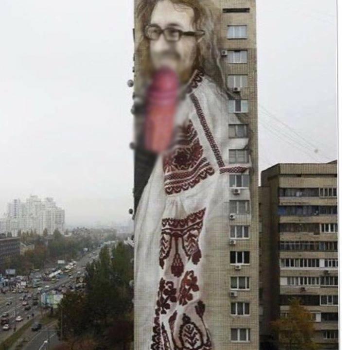 """""""Члещенко"""": як соцмережі помстилися нардепові за критику мурала з україночкою - фото 6"""