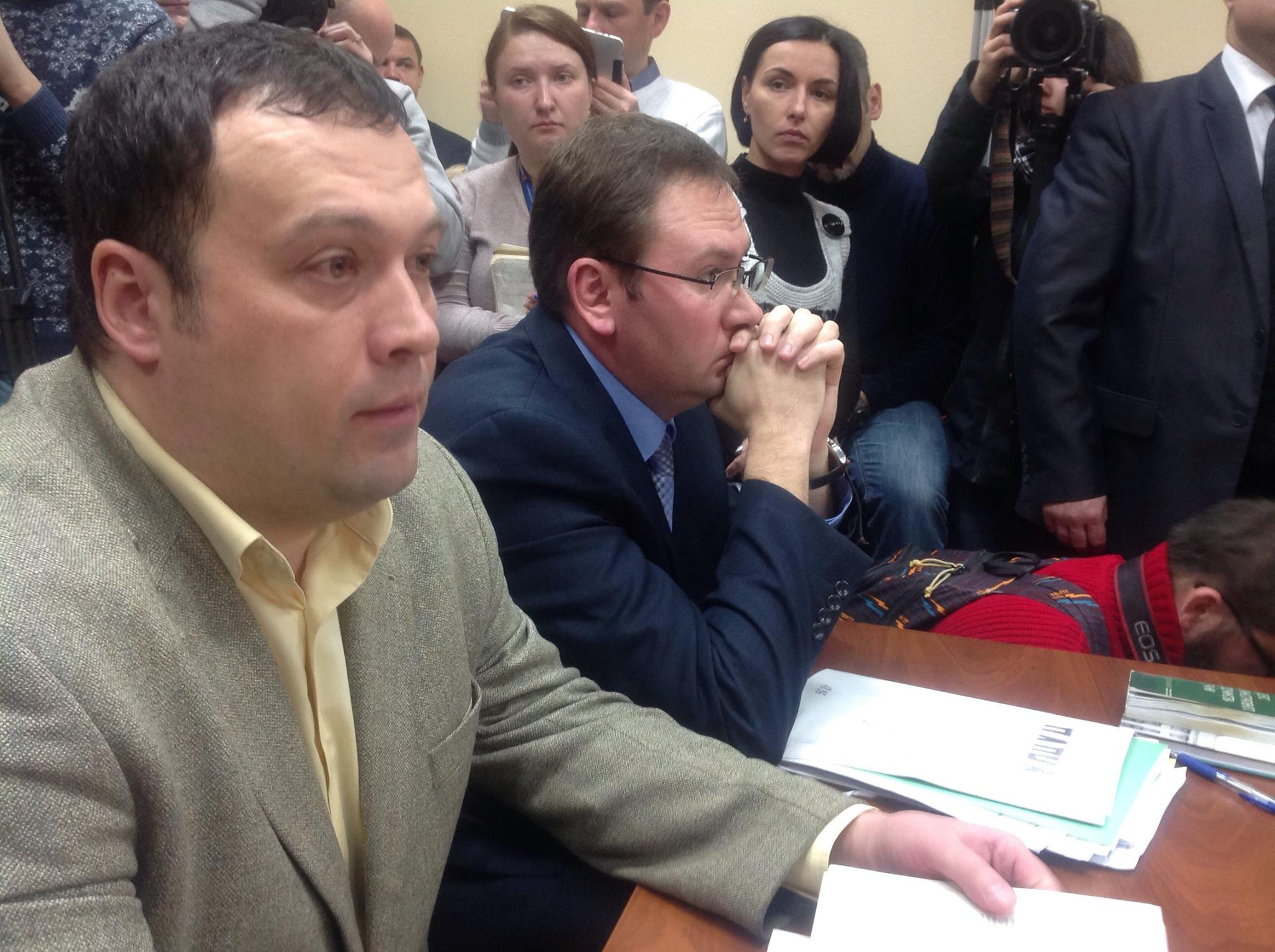 Шокін проігнорував суд у справі Мосійчука - фото 1