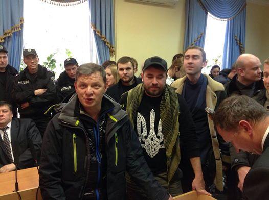 У Ляшка заявляють, що заступник Шокіна шантажує Мосійчука - фото 1