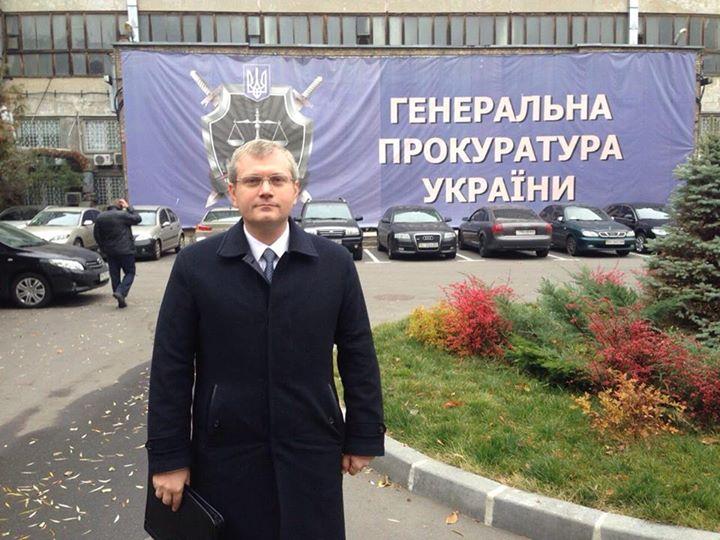 Вілкул йде на допит до ГПУ в якості свідка - фото 1