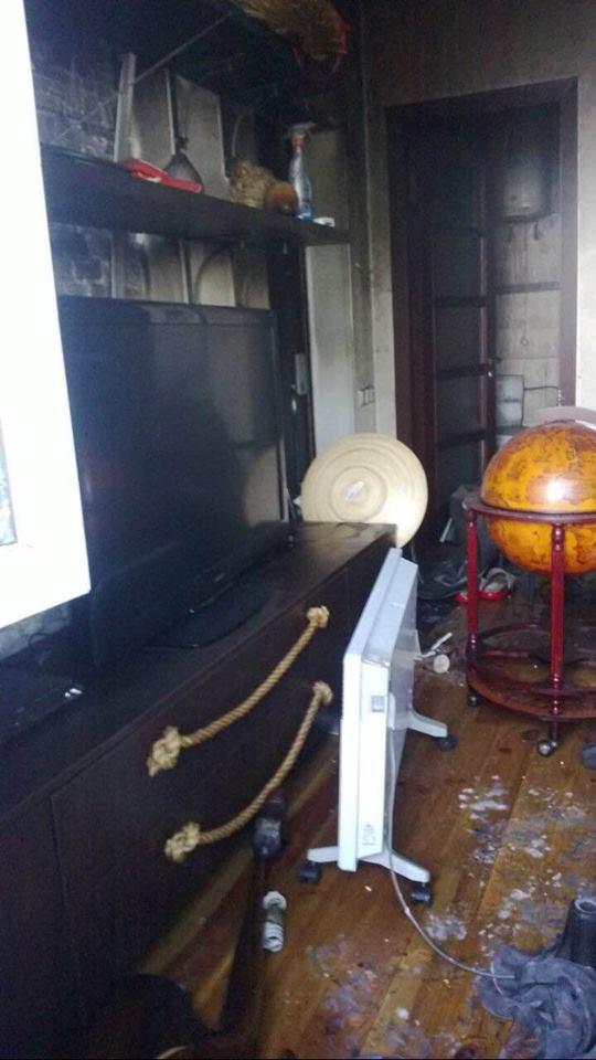 """Екс-""""регіонал"""" Олійник звинуватив Порошенка у підпалі будинку свого сина - фото 1"""