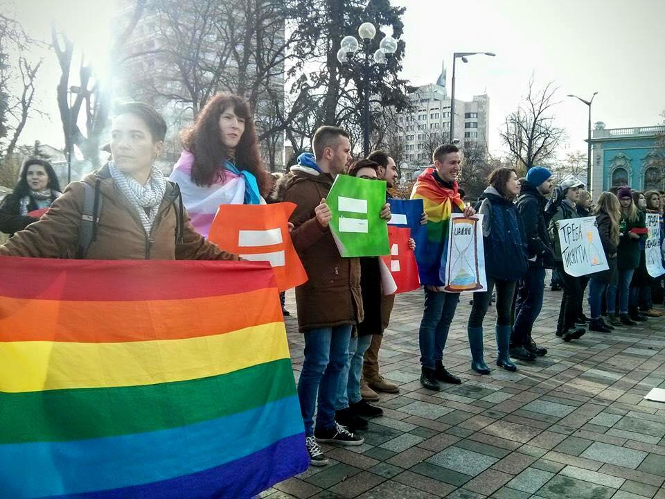 ЛГБТ-активістка: Виходити на Марш рівності треба, як в 2014 на Майдан - фото 6
