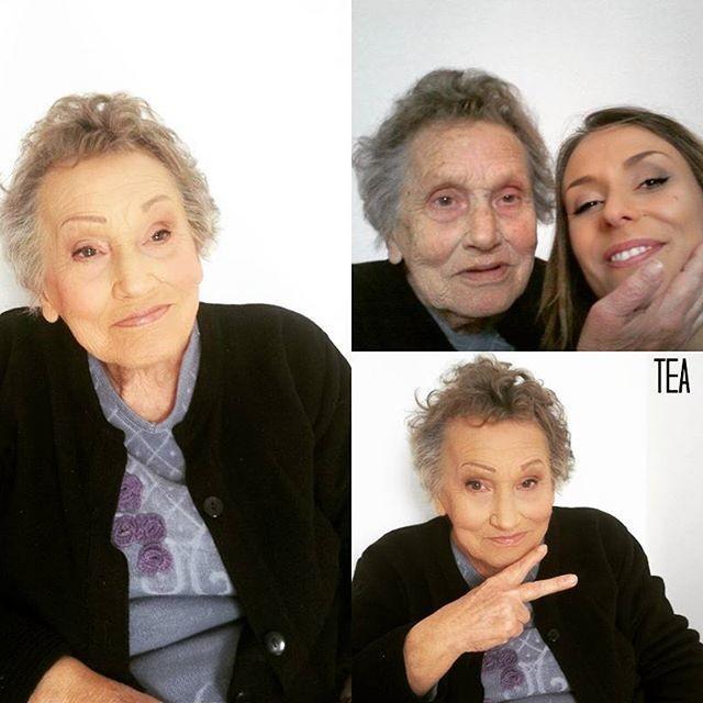 Старенька попросила онуку трохи її підфарбувати і стала мемом - фото 4