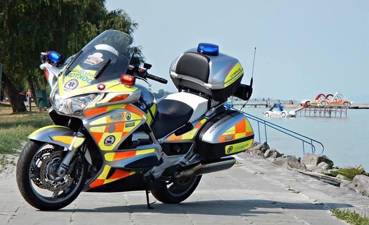 В последующем 2017 вКиеве планируют запустить «скорую помощь» намотоциклах