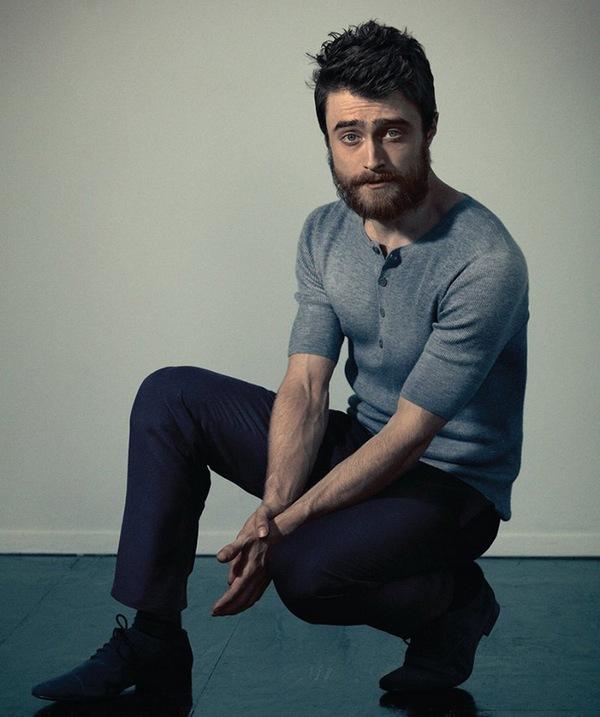 Гаррі Поттер обзавівся бородою та м'язами, щоб знятися в сексуальній фотосесії  - фото 3