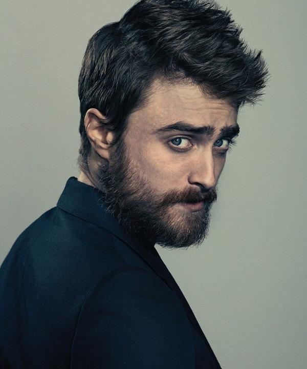 Гаррі Поттер обзавівся бородою та м'язами, щоб знятися в сексуальній фотосесії  - фото 4