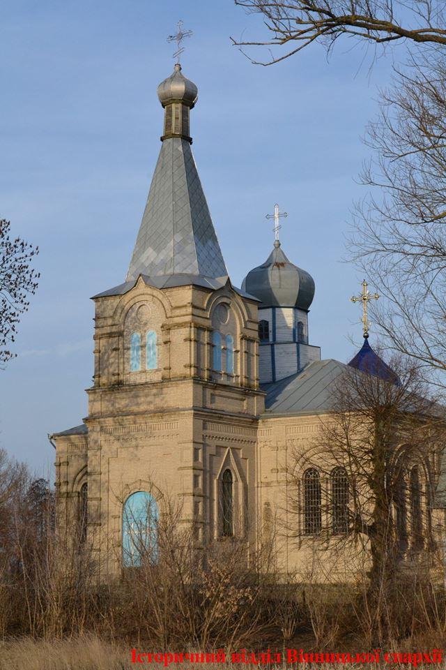 На Вінниччині виднайшли копію колишнього Вознесенського храму  - фото 3