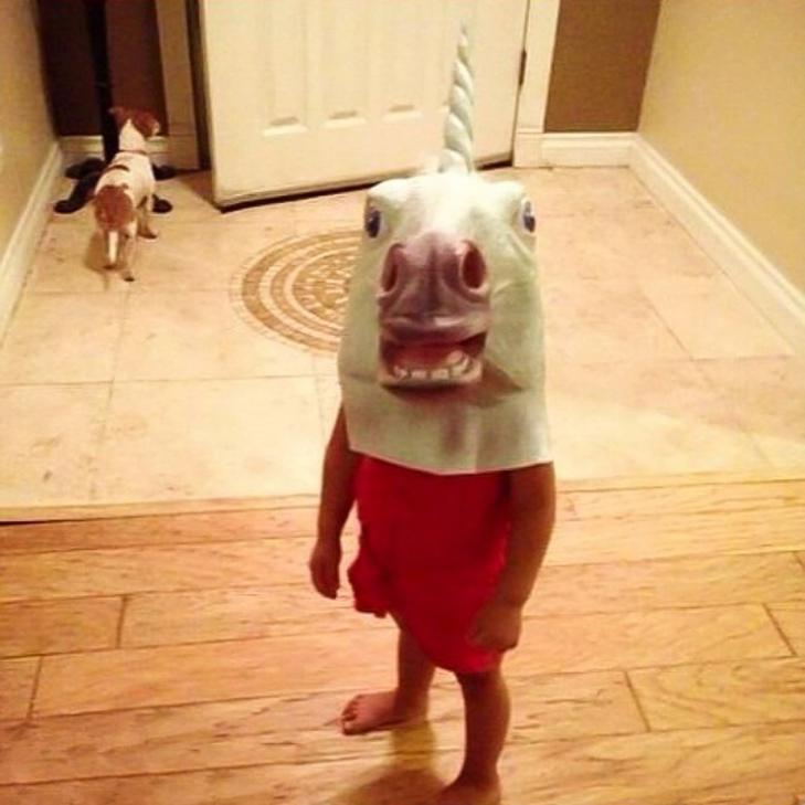 20 фотографій про те, чому з дітьми ніколи не буває нудно - фото 6