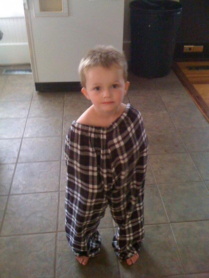 20 фотографій про те, чому з дітьми ніколи не буває нудно - фото 2