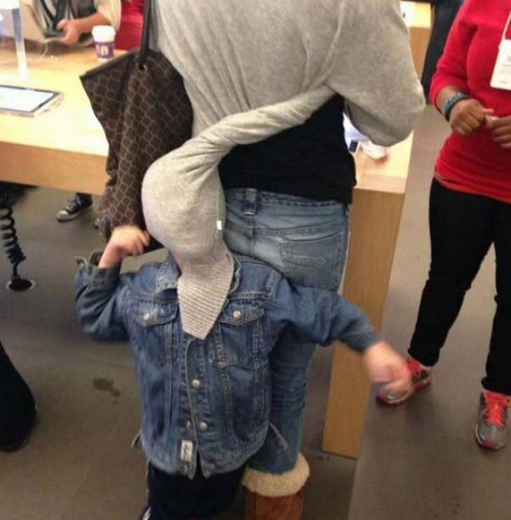 20 фотографій про те, чому з дітьми ніколи не буває нудно - фото 1