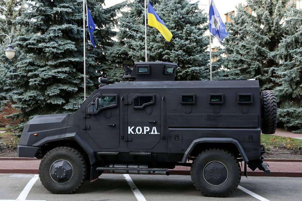 """Аваков показав новий автомобіль """"Варта"""" - фото 3"""
