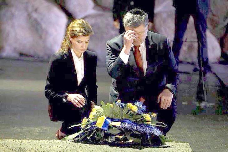Остання пляшка Тимошенко та святковий Яценюк в холодильнику - фото 5