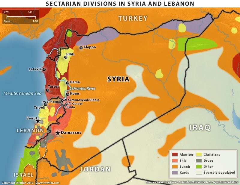 Чому Асад - це єврей на троні Російської імперії - фото 1