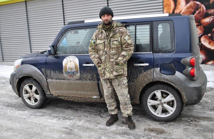 Священик-місіонер про бійців, які засилають волонтерів у Донецьк, та підпілля патріотів - фото 1