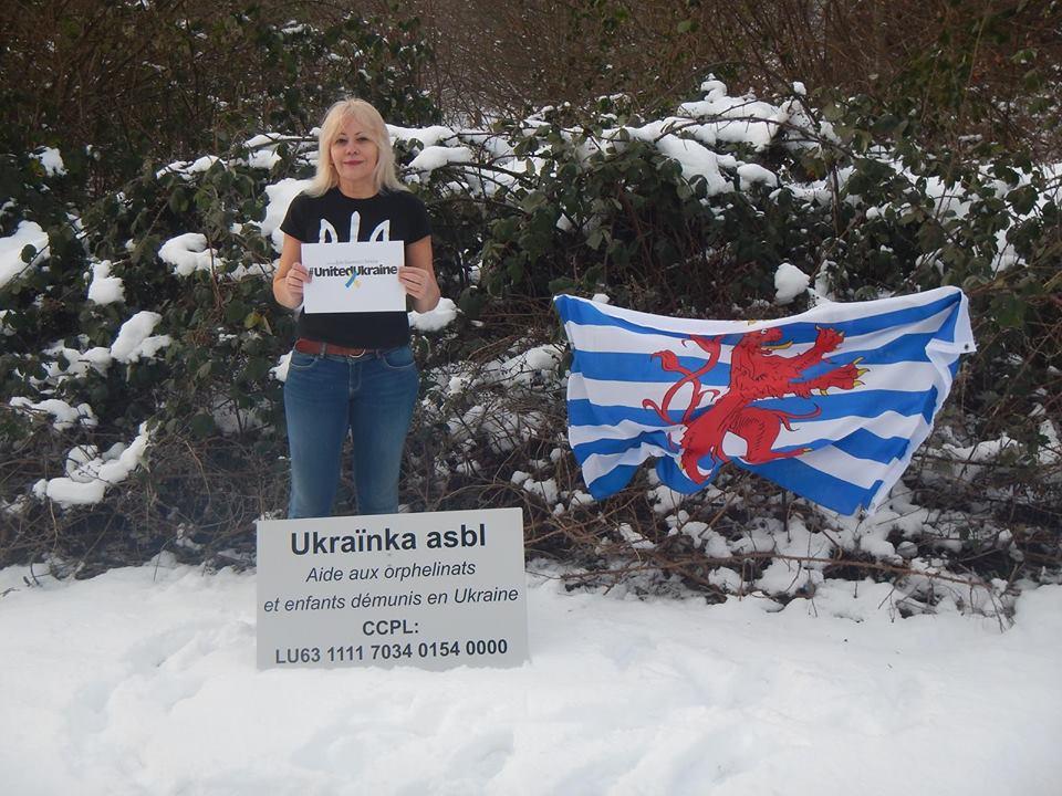"Флешмоб ""United Ukraine"" охопив вже три континенти - фото 5"