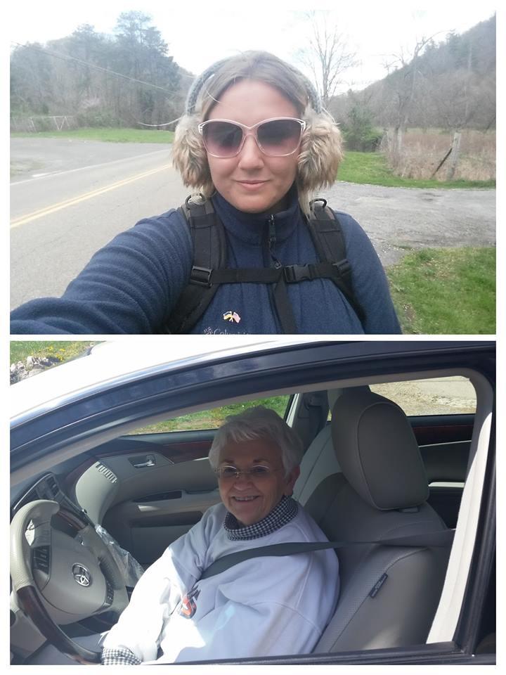 Як американка Майя пішки йде через США заради України - фото 6