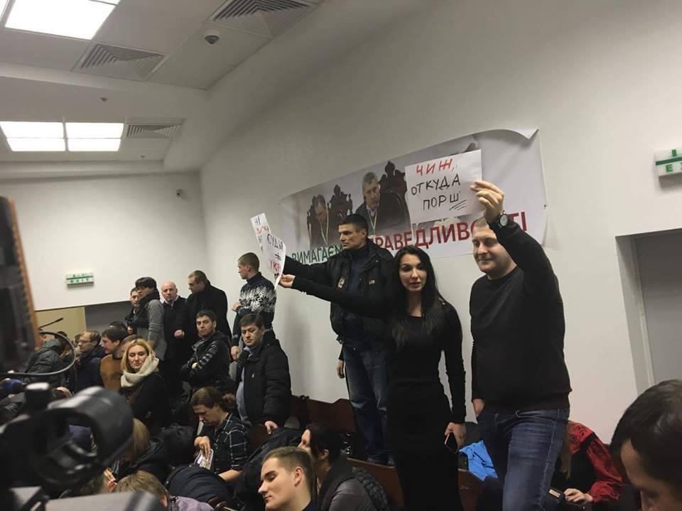 Суд відхилив клопотання адвокатів Корбана про відвід прокурорів - фото 1