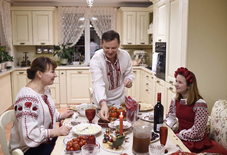 Як політики зустріли Різдво - фото 4