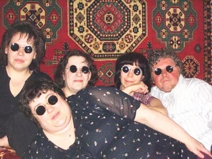 35 дуже дивних сімейних фото - фото 25