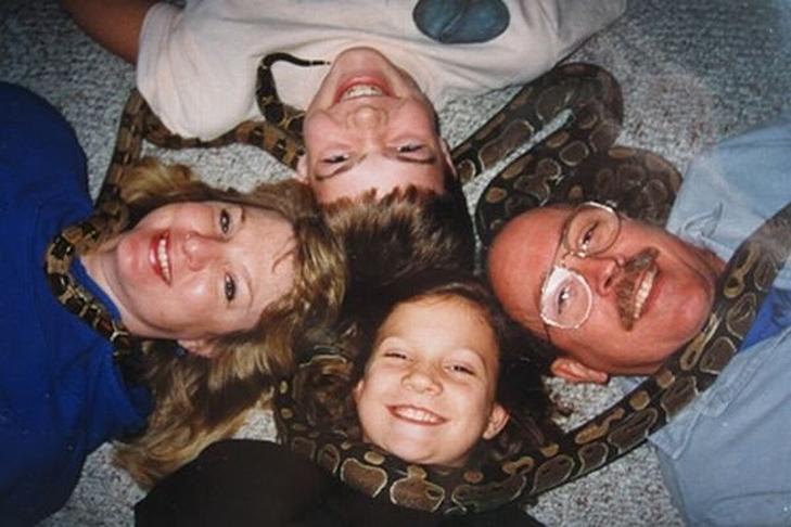 35 дуже дивних сімейних фото - фото 8