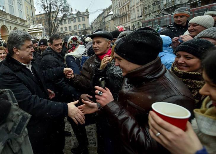 Як політики зустріли Різдво - фото 2