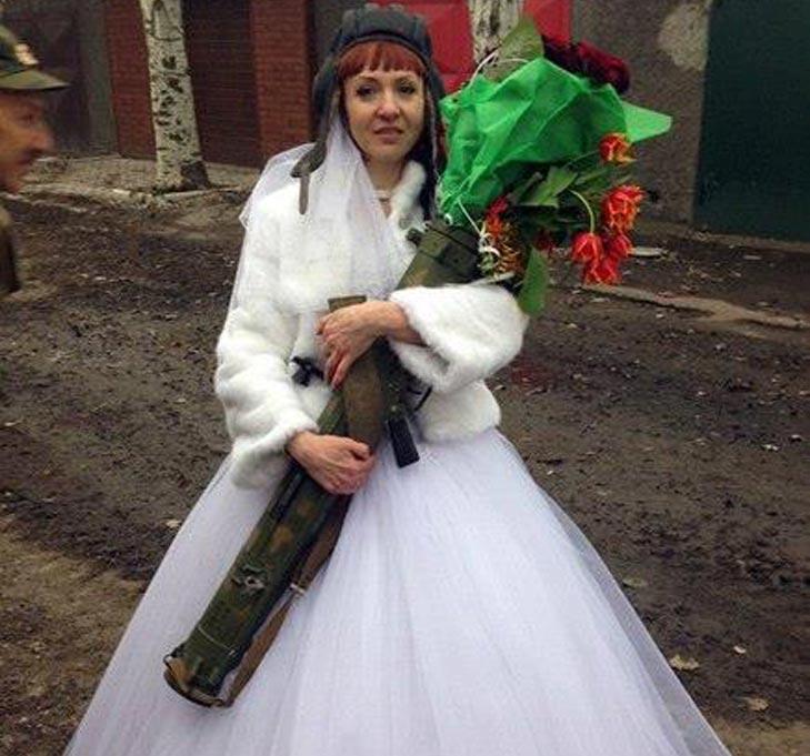 Луганські наречені суворіше челябінських мужиків - фото 9